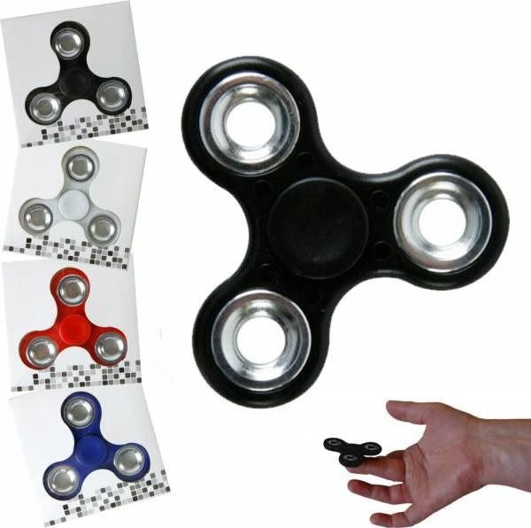 Finger Spinner, schwarz