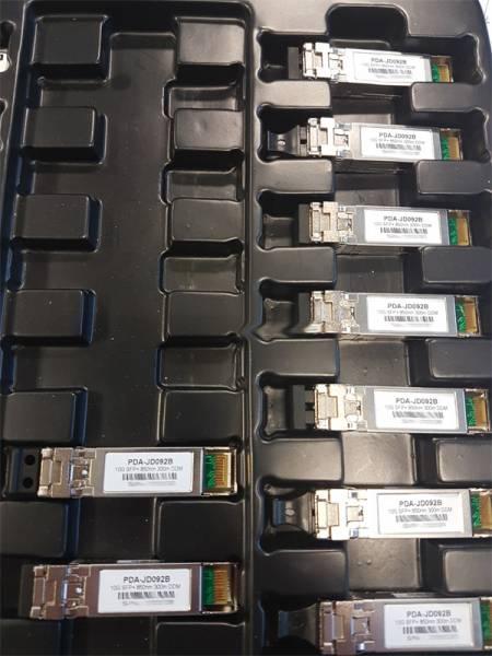 SFP+Modul 10GB original HP5130 (JD092B) *Demontage*