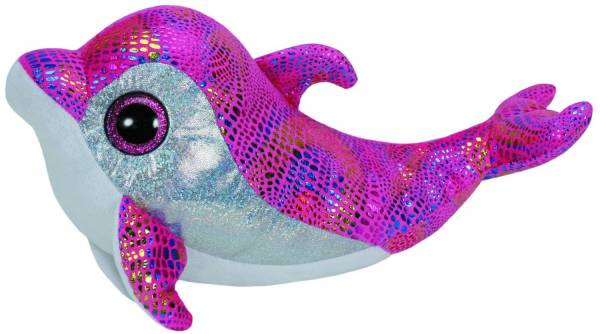 "Ty Beanie Boos, ""Sparkles"", Delfin, pink, ca 24cm"