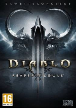 Diablo III - Reaper of Souls - Import (AT) PC + MAC