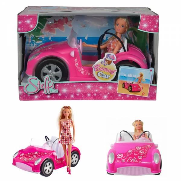 Produkt Abbildung Simba_Steffi_Love_Beach_Car.jpg