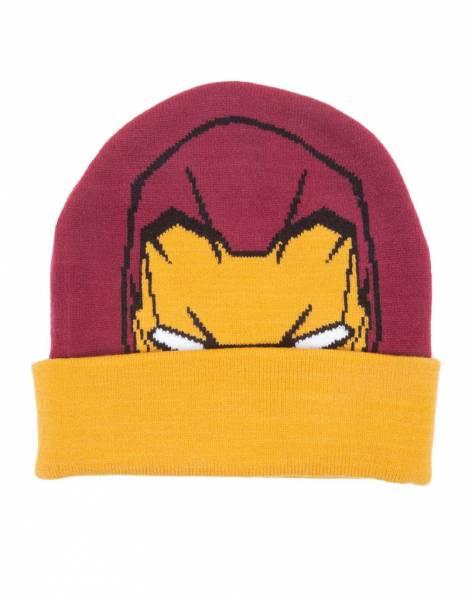 "Marvel, Captain America, ""Iron Man"", Beanie"