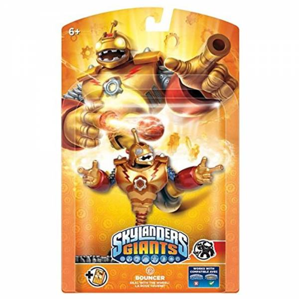 SKYLANDERS GIANTS Character - Bouncer