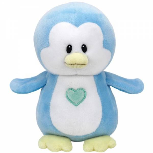 """Baby Ty, """"Twinkles"""", Pinguin hellblau, ca 24cm"""