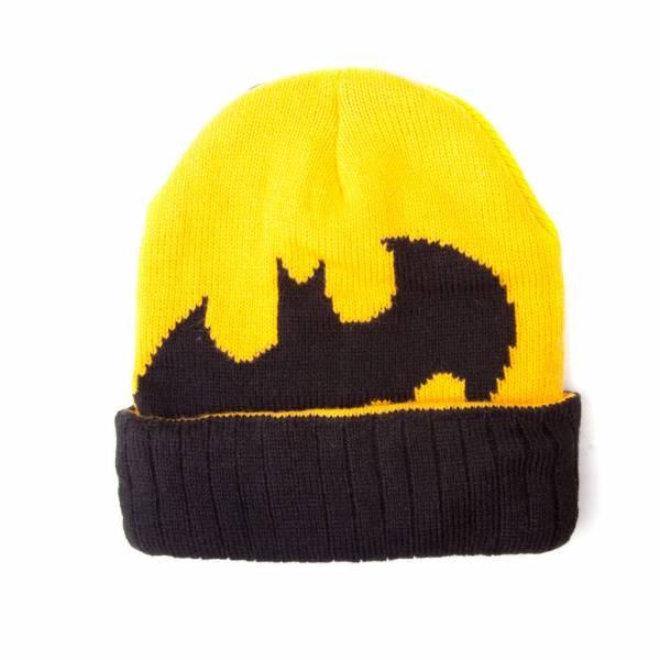 Batman Mütze Logo