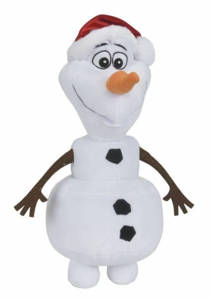 Disney Frozen, Olaf 35cm Weihnachtsmütze