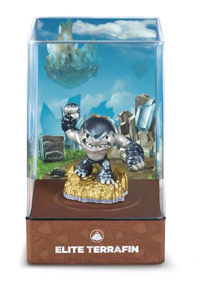 SKYLANDERS TRAP TEAM, Premium Collection - Terrafin
