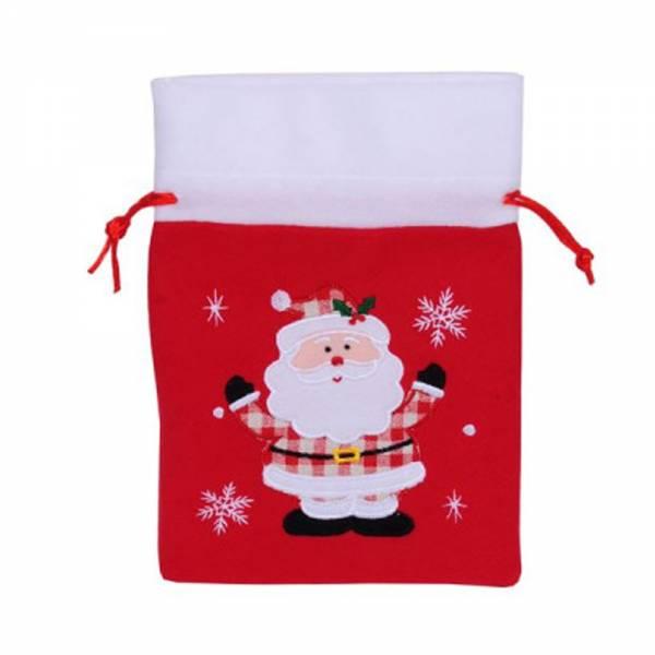 Produkt Abbildung Geschenkesaeckchen_mit_weihnachtsmann_rot.jpg