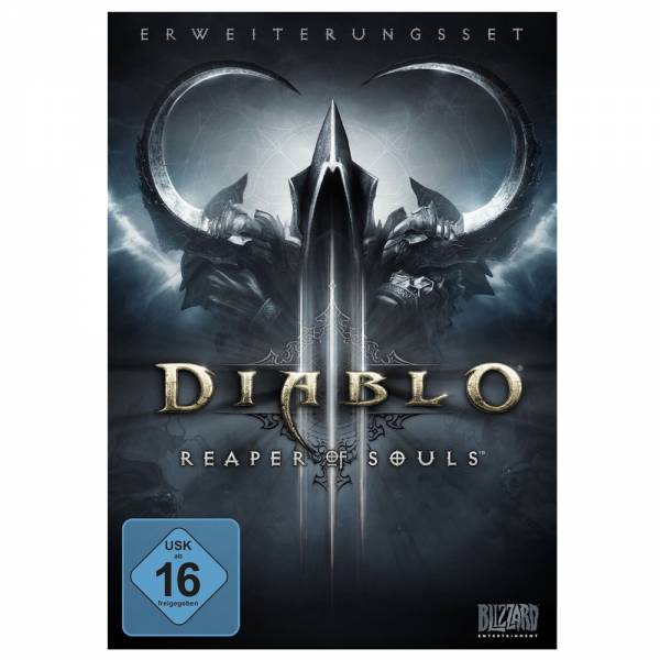 Diablo III - Reaper of Souls PC + MAC