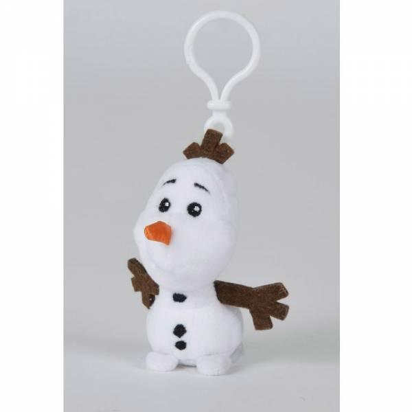Disney Frozen, Olaf, Schlüsselanhänger Plüsch, ca 10cm