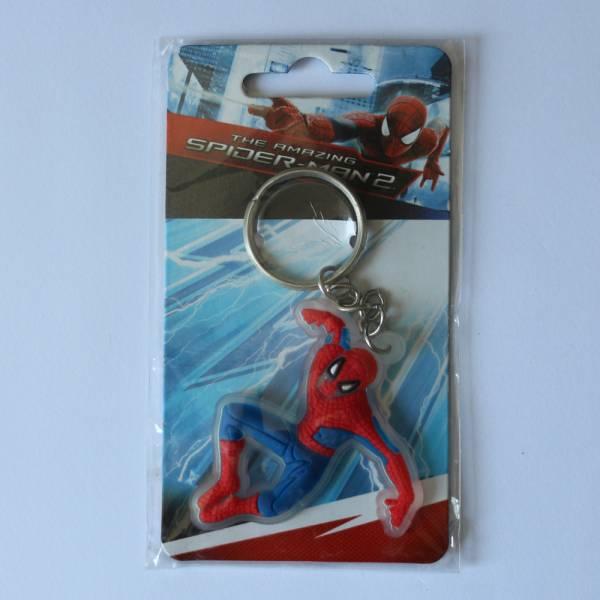 "Amazing Spiderman 2, Soft-Schlüsselanhänger (PVC) Motiv2, ""Fly"""