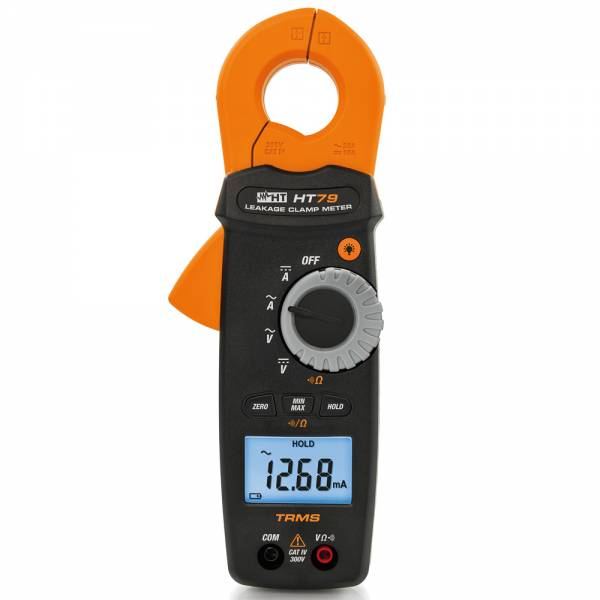 HT-Instruments HT79 Fehlerstromzange ab 0,1mA AC/DC