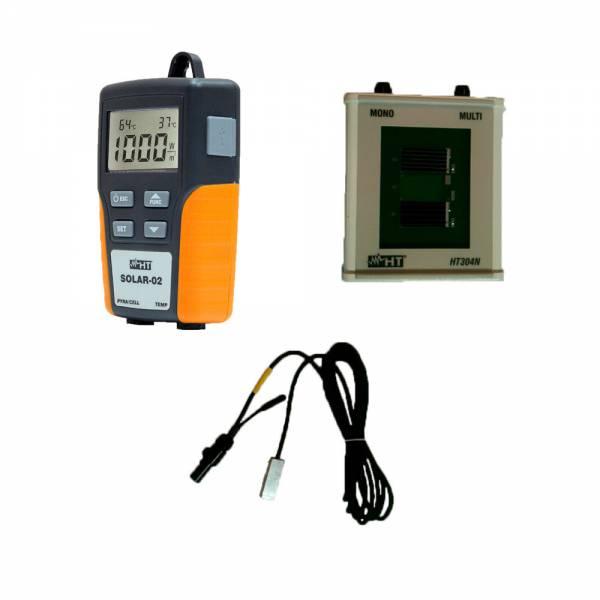 HT-Instruments EquiTest HT5071 Erdpotentialtester mit 0,2A & 10A Prüfstrom für Durchgangs-/ Niedero