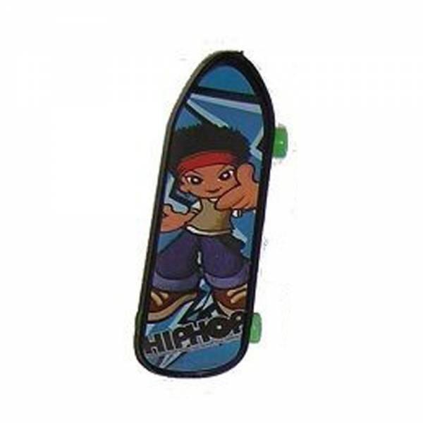 """Paul Import - Finger Skateboard """"Afro Boy"""""""