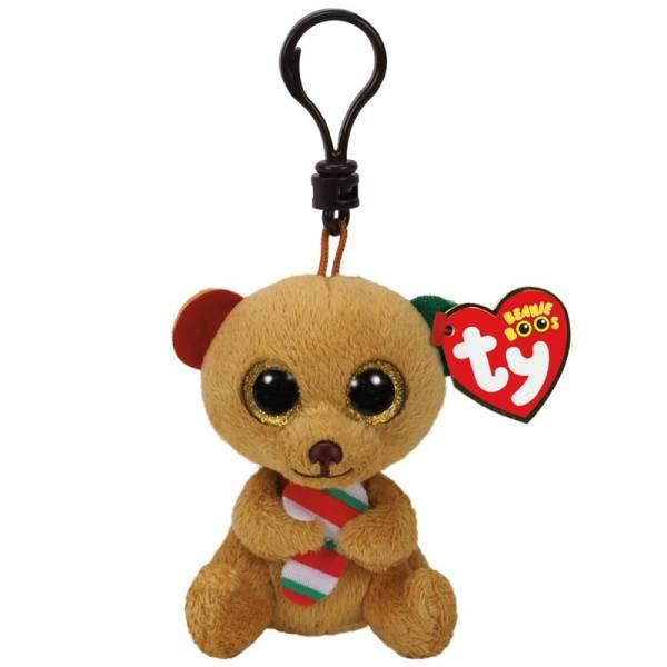 """Ty Beanie Boo's, """"Bella"""", Bär, 8,5 cm, limitiert, Clip"""