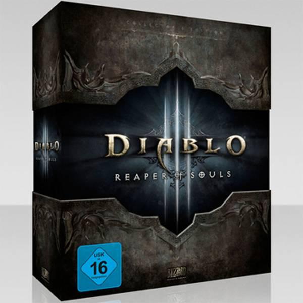 Diablo III - Reaper of Souls Collector´s Edition PC + MAC