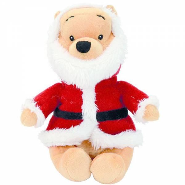 Winnie Puuh Weihnachtsmann, ca 20cm