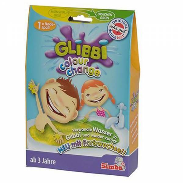 "Simba, ""Glibbi Colour Change"", monstergelb-drachengrün"