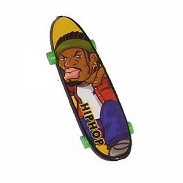 """Paul Import - Finger Skateboard """"HipHop"""""""