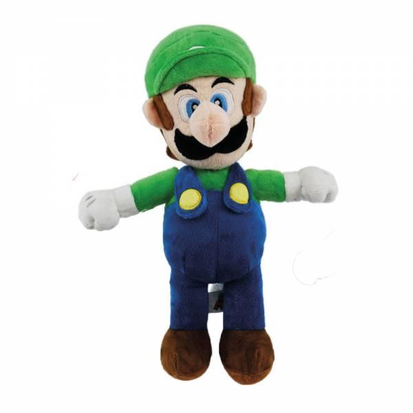"Nintendo ""Luigi"", Plüschfigur, ca 27cm"