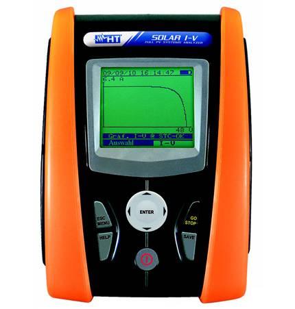 HT Instruments Solar I-V