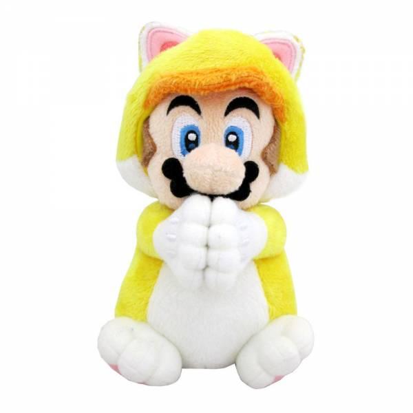 Nintendo Plüschfigur Mario Katze Handmagnet (ca. 19cm)