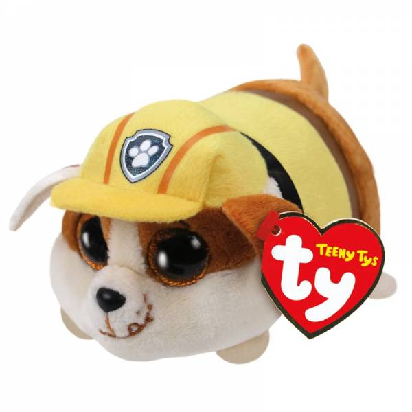 "Teeny Tys - Paw Patrol ""Rubble"" - 10 cm"