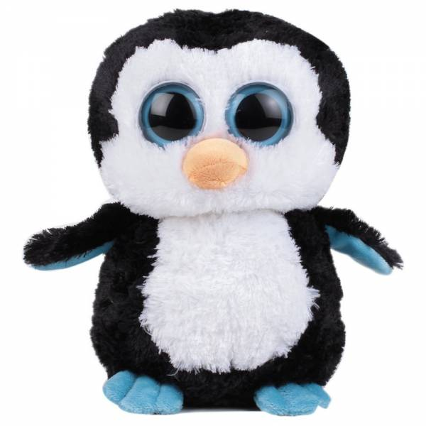 """Ty Beanie Boo's, """"Waddles"""", Pinguin, ca 24cm"""