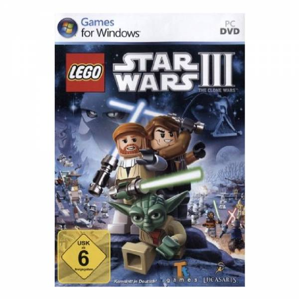 LEGO Star Wars 3 - The Clone Wars PC