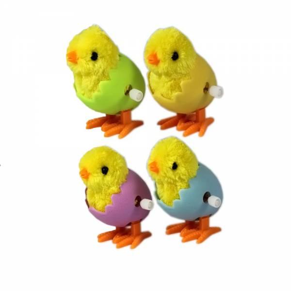 Windup Aufzieh Küken im Ei