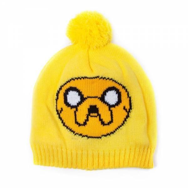 Adventure Time Mütze Jake, gelb