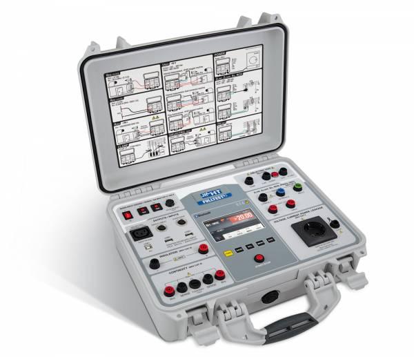 VDE 0113 / EN60204-1 Maschinen & Anlagenprüfgerät