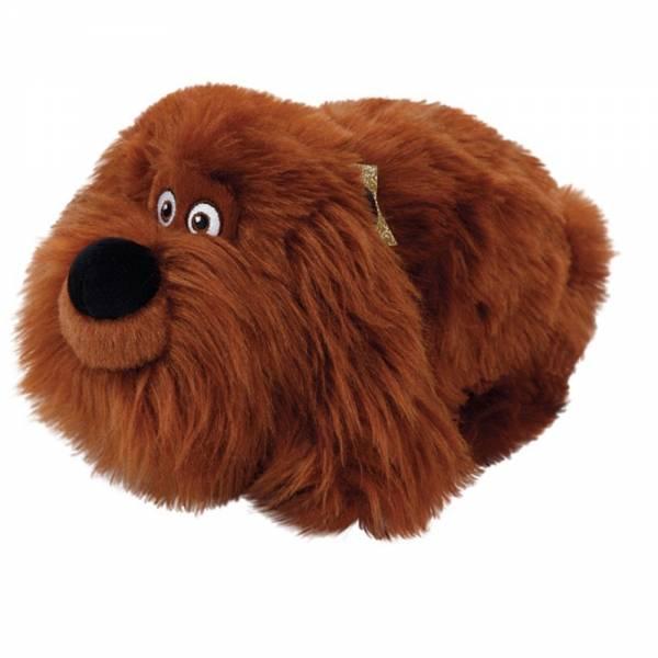 "Ty Beanie Boos, ""Duke"" aus Pets, Hund braun, ca 15cm"