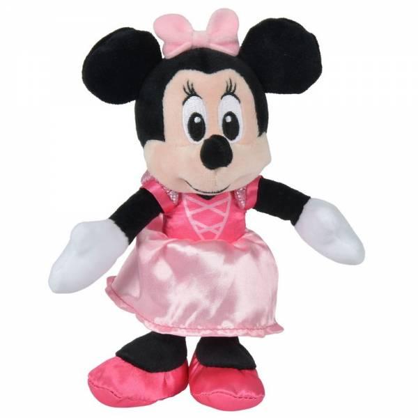 """Disney """"Minnie Fashion""""- Prinzessin, Plüsch, ca 18cm"""