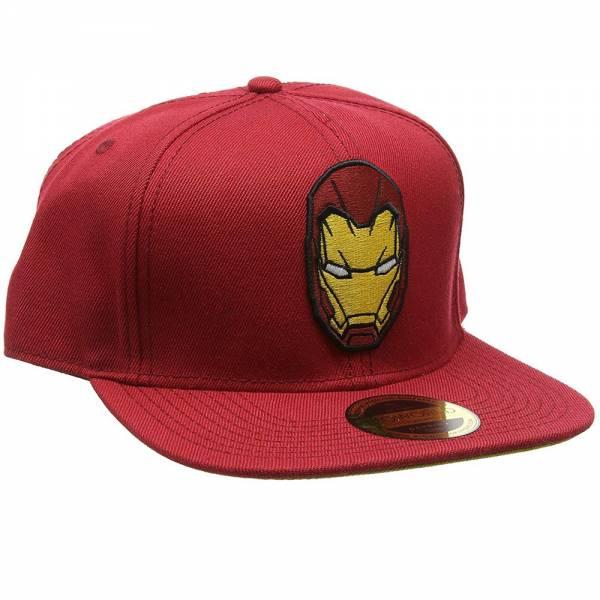 Marvel, Captain America, Snapback Cap, Iron Man