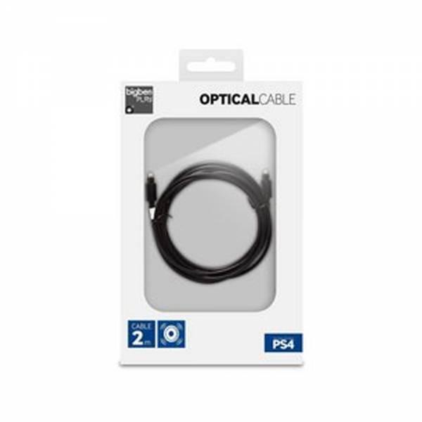 BigBen, Optisches Audio-Kabel ca.2m PS4