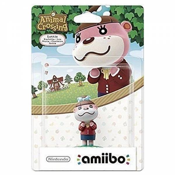 amiibo - Animal Crossing Karlotta Figur Wii U / 3DS / 2DS