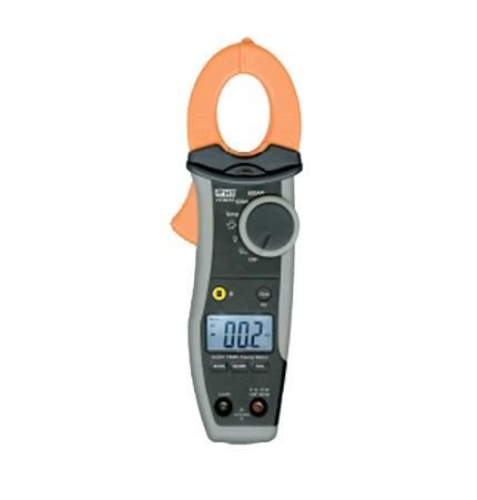 HT-Instruments HT9015 Digitale Stromzange 600A AC/DC TRMS, CAT IV 600V