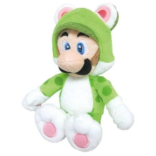 Nintendo Plüschfigur Luigi Katze (25cm)