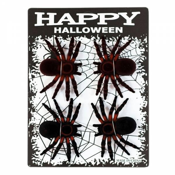 Produkt Abbildung happy_halloween_spinne_schwarz_braun.jpg