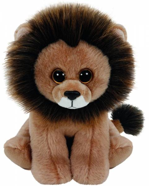 "Ty Beanie Boos, ""Cecil"", Löwe braun, 15cm limitiert"