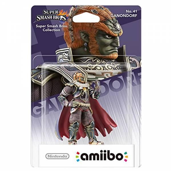 amiibo - Smash Ganondorf Figur Wii U / 3DS / 2DS