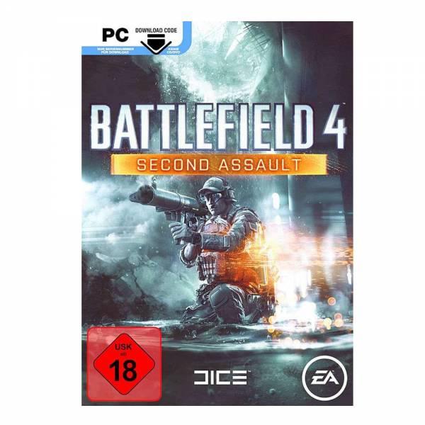 Battlefield 4: Second Assault - Expansion Pack PC