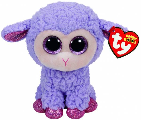"Ty Beanie Boo's, ""Lavender"", Lamm, lila, ca. 24cm, limitiert"