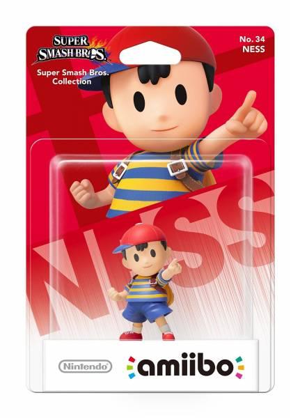 amiibo - Smash Ness Figur Wii U / 3DS / 2DS