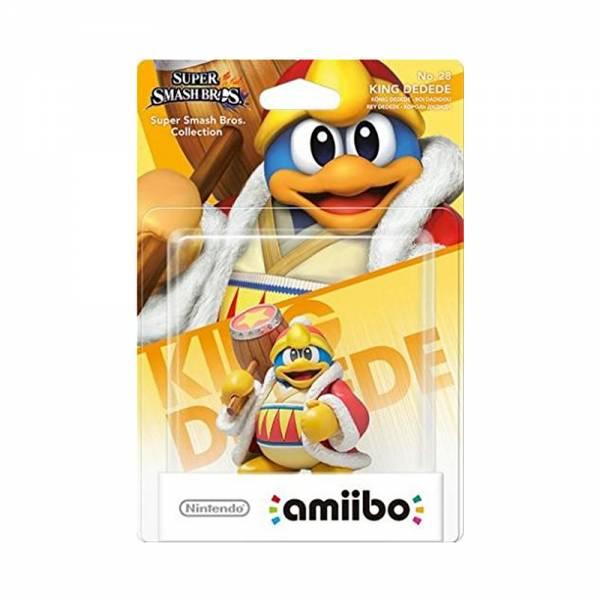 amiibo - Smash König Dedede Figur Wii U / 3DS / 2DS