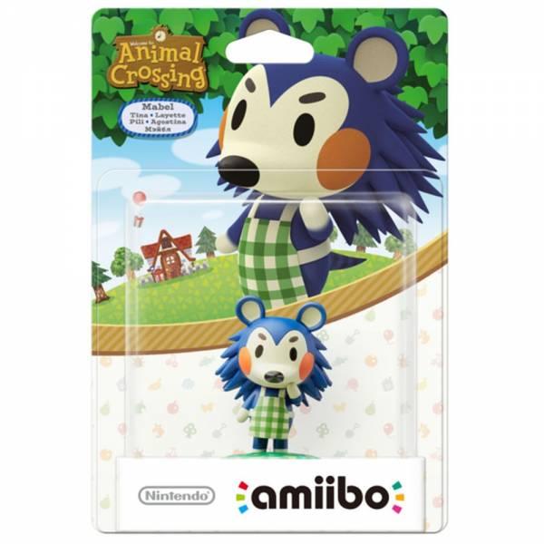 amiibo - Animal Crossing Tina Figur Wii U / 3DS / 2DS