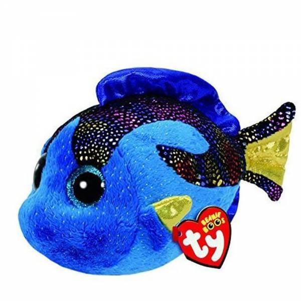 """Ty Beanie Boo's, """"Aqua"""", Fisch, ca 24 cm"""