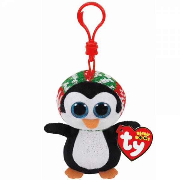 "Boo Clip/Anhänger - Pinguin ""Penelope"" - limitiert - 8,5 cm"