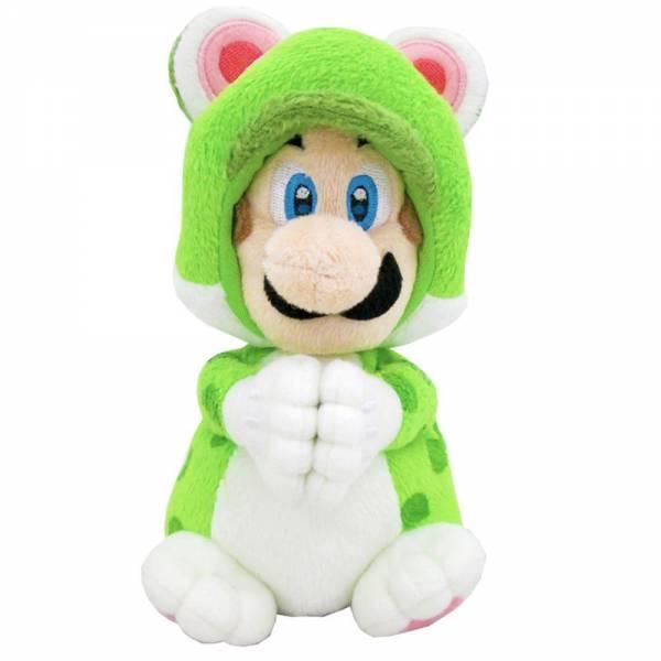 Nintendo Plüschfigur Luigi Katze Handmagnet (ca. 19cm)